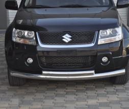Кенгурятник Suzuki Grand Vitara ST014 (Greyder)