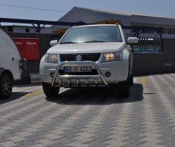 Кенгурятник Suzuki Grand Vitara WT003 (Inform)