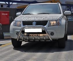 Передняя защита кенгурятник Suzuki Grand Vitara II (12-15) SZGV.12.F1-09