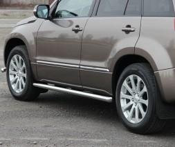 Пороги Suzuki Grand Vitara (JLX) BB001