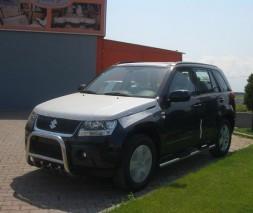 Пороги Suzuki Grand Vitara (JLX) BB003 (Asos)