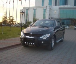 Кенгурятник SsangYong Actyon (Sports) [2006+] QT001