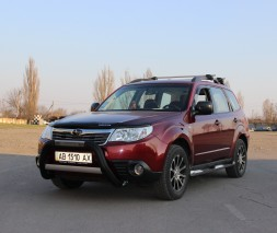 Кенгурятник Subaru Forester [2008+] WT020 (Patriot)