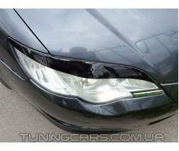 Накладки на фары (реснички)  Subaru Legacy, Субару Легаси