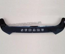 Дефлектор капота (мухобойка) для Subaru XV с 2011 г.в.
