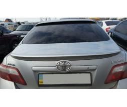 """Спойлер Toyota Camry 40 """"Сабля"""""""
