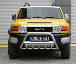 Кенгурятник Toyota FJ Cruiser [2007+] WT003 (Inform)