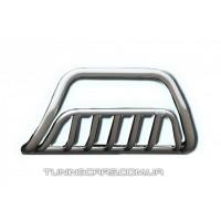 Защита переднего бампера для Toyota Hiace (04+) TYHС.07.F1-02 d60мм x 1.6