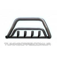 Защита переднего бампера для Toyota Hiace (04+) TYHС.07.F1-17 d60мм x 1.6