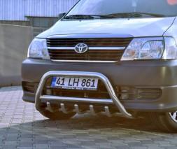 Кенгурятник Toyota Hiace (XH10) [2007+] WT003 (Inform)
