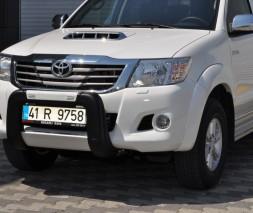 Кенгурятник Toyota Hilux [1999+] QT016