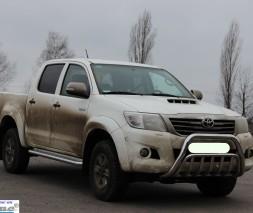 Кенгурятник Toyota Hilux WT002 (Invite)