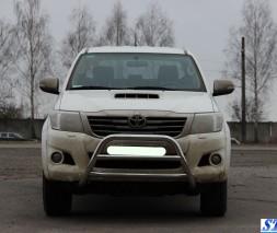 Кенгурятник Toyota Hilux WT022 (Vagor)