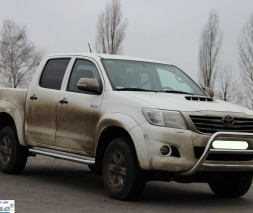 Пороги Toyota Hilux KB001 (Hector)