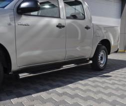Пороги Toyota Hilux TT002 (Dragos)
