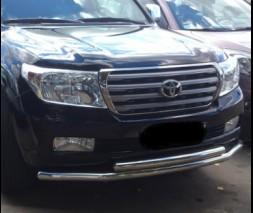 Кенгурятник Toyota Hilux ST014 (Greyder)