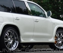 Арки колес для Toyota Land Cruiser 200, Тойота Лэнд Крузер 200