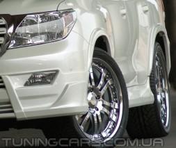 Арки колес для Toyota Land Cruiser 100, Тойота Лэнд Крузер 100