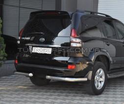 Задняя защита углы Toyota Land Cruiser Prado 120 (2002-2009) TYLC.02.B1-09