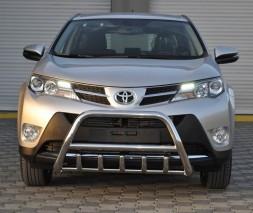 Кенгурятник Toyota RAV4 WT003 (Inform)