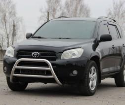 Кенгурятник Toyota RAV4 WT022 (Vagor)