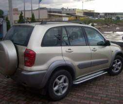 Пороги Toyota RAV4 KB001 (Hector)