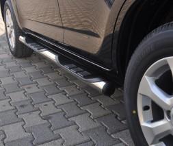 Пороги Toyota RAV4 TT002 (Dragos)