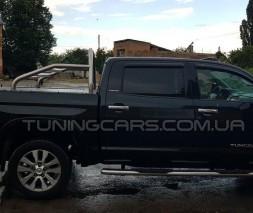 Защитная дуга для кузова Toyota Tundra (2014+) TYTN.14.C1-10 d60мм x 1.6