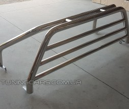 Защитная дуга для кузова Toyota Hilux (2004-2015) TYHL.04.C1-14 d60мм x 1.6