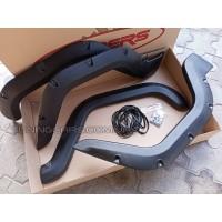 Расширители колесных арок для УАЗ Hunter (Лаптеры УАЗ Хантер)