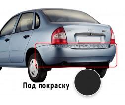 Бампер задний для ВАЗ LADA Kalina (ВАЗ-1118) Оригинал