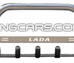 Модельный кенгурятник Lada 2110 (96-07) LD22.99.F1-09M