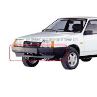 Бампер передний для ВАЗ 2108-09-099 Оригинал