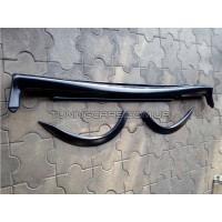 Накладки на пороги с арками для ВАЗ 2108/2113