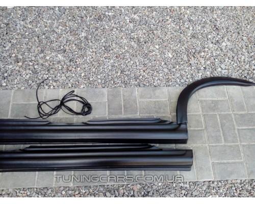 Комплект: пороги с арками ВАЗ 2109 (Россия)