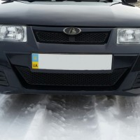 Бампер передний ВАЗ: 2110, 2111, 2112  Богдан 2