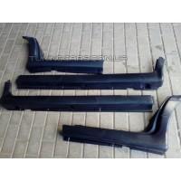 Накладки на пороги заводские для ВАЗ 2114-15 комплект (подходят на Ваз 2110-099)