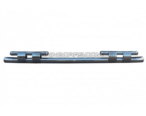 Защита переднего бампера для Lada Niva 2121 (1985+) LDNV.85.F3-19 d60мм x 1.6