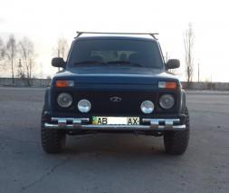 "Кенгурятник ВАЗ-2121 ""Нива"" ST015 Lada"