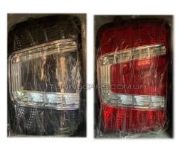 Фонари задние для ВАЗ 21213-21214 Нива (Стопы лэд) пара