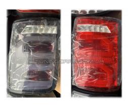 Фонари задние для ВАЗ 21213-21214 Нива ( лэд стопы, пара)