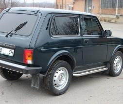 """Пороги ВАЗ-2121 """"Нива"""" [1986+] KB001 (Hector)"""
