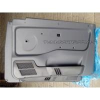 Обивка двери для ВАЗ 2121-21213 Нива тайга (завод оригинал комплект с карманами)