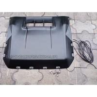 Воздухозаборник Магнум для ВАЗ 2121 Нива (с болтами и резинкой)