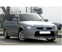"""Бампер передний Lada Priora ВАЗ-2170 """"AVR"""""""
