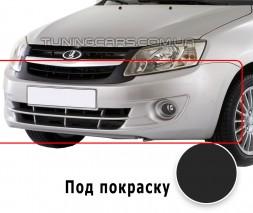 Бампер передний для ВАЗ Lada Granta (ВАЗ 2190) Оригинал