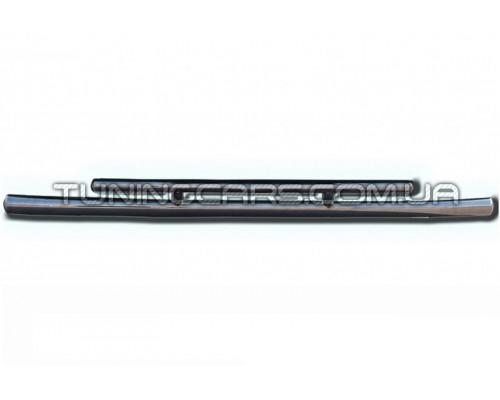 Защита переднего бампера для Lada Granta (2011+) ВАЗ 2190 LDGR.11.F3-20 d60мм x 1.6