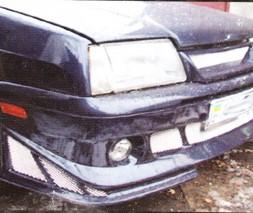 Бампер передний ВАЗ: 2108, 2109, 21099 Alex