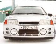 Бампер передний ВАЗ: 2108, 2109, 21099 Ruzanov