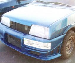 Бампер передний ВАЗ: 2108, 2109, 21099 Evolution